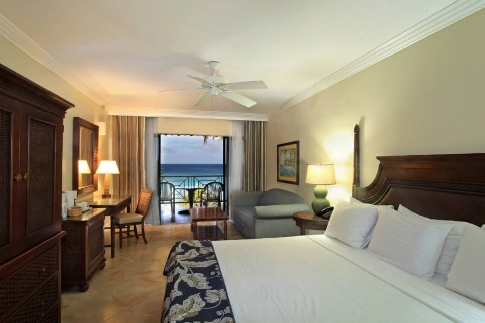 Almond Beach Resort Room 1