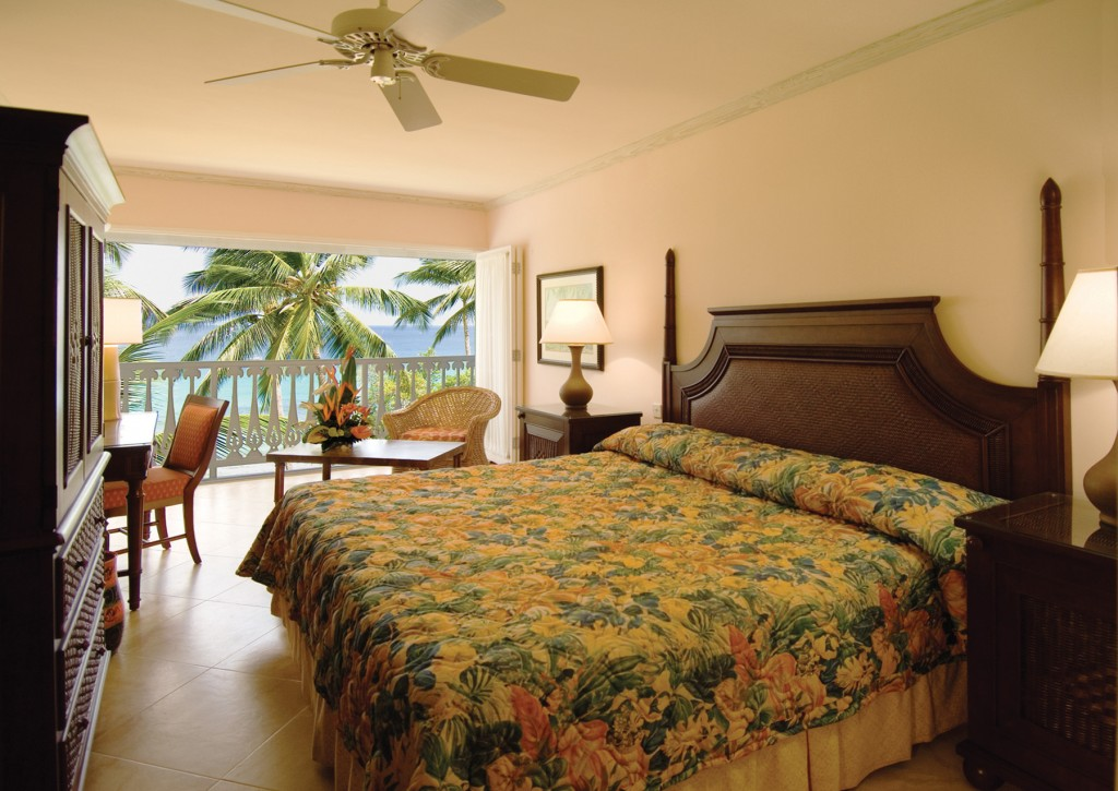 Almond Beach Resort Room 3