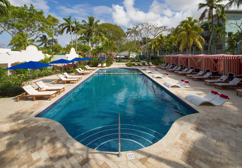 Sandals Barbados Pool 2