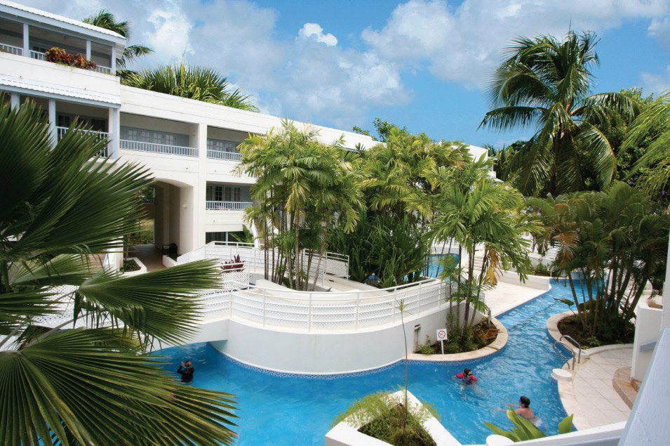 Hotel Savannah Beach Barbados