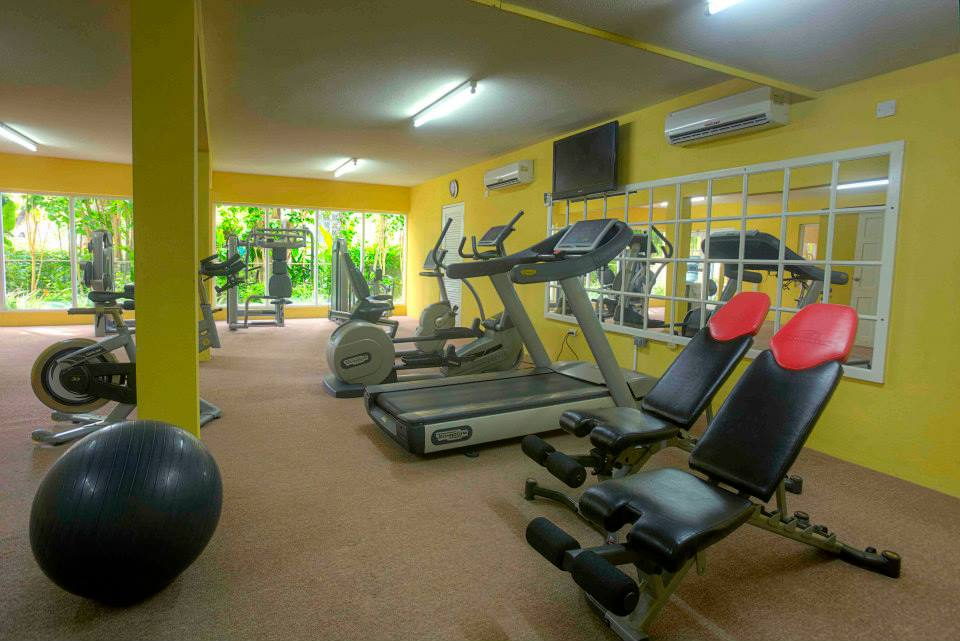 Sea Breeze Beach Hotel Gym