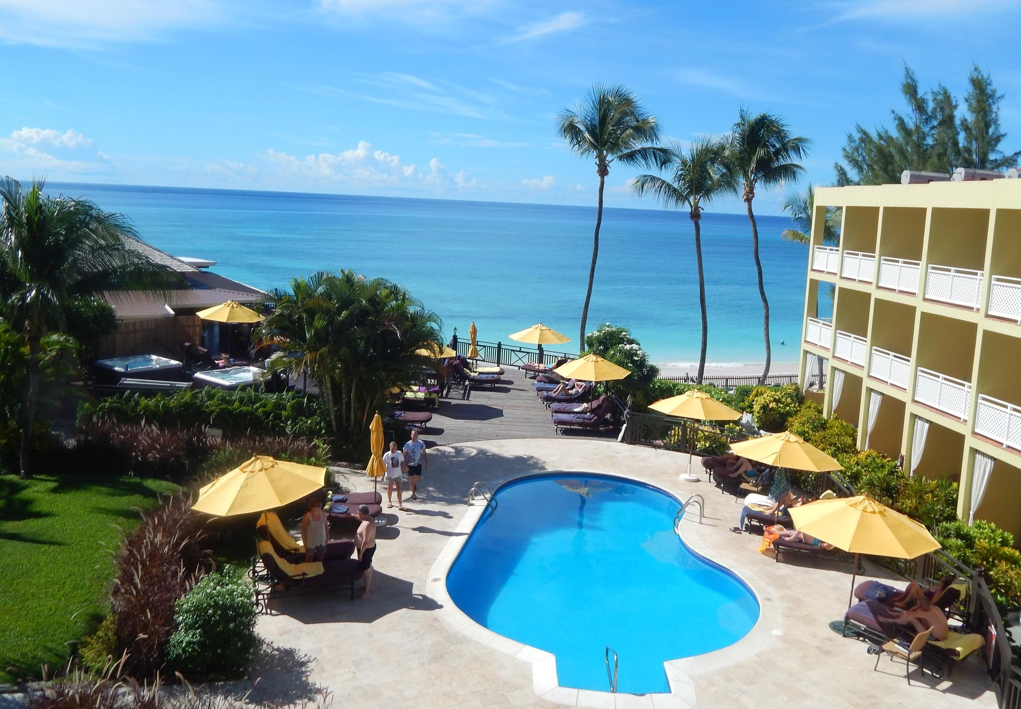 Sea Breeze Beach Hotel Reviews – 3.5 Star All Inclusive