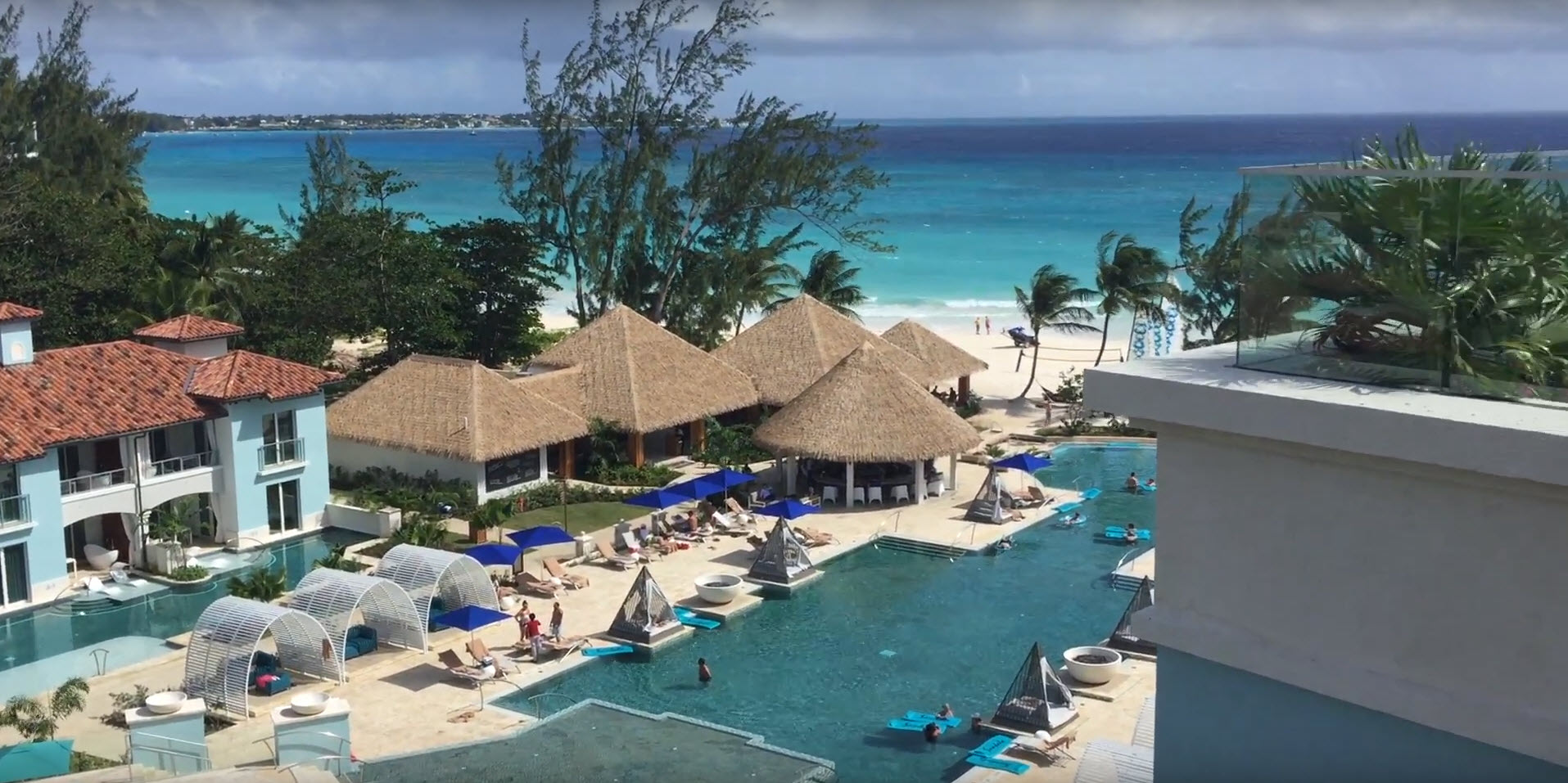 Almond Beach Hotel Barbados Sandals